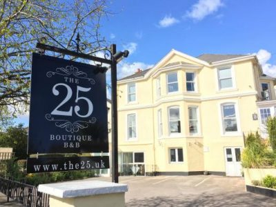 The 25 Boutique B B